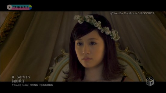 Atsuko Maeda - Selfish (M-ON!) [720p] [2016.06.22].mp4_snapshot_02.10_[2016.06.13_10.43.56]